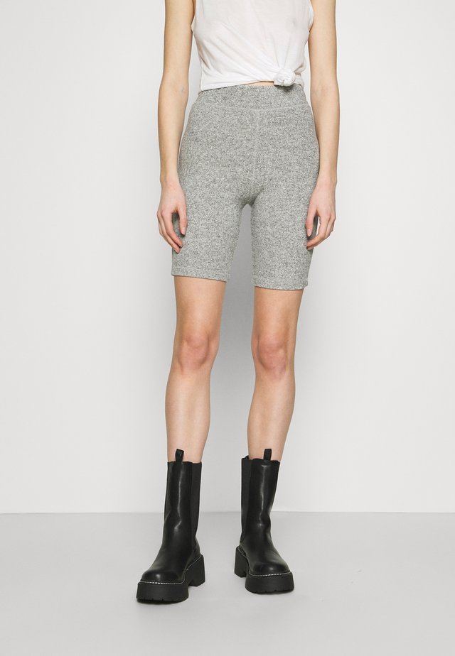 SOFT BRUSH CYCE - Shorts - grey
