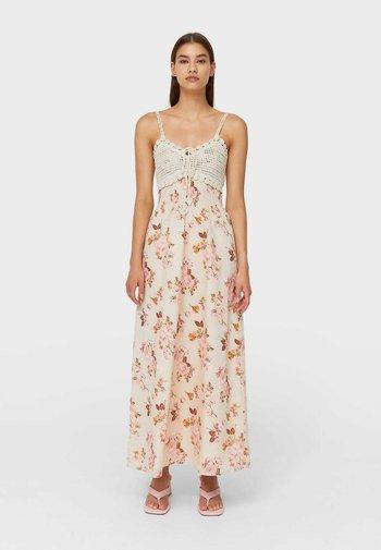 Maxi dress - stone