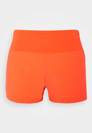 ROAD SHORT - Korte sportsbukser - flash coral