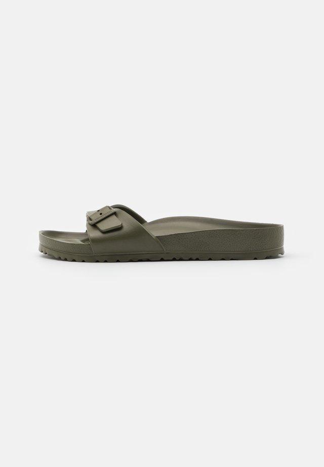 MADRID - Pantofle - khaki