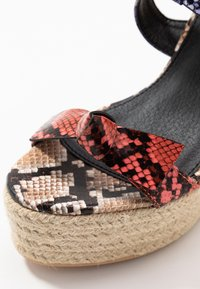EGO - TINKER - Sandalen met plateauzool - multicolor - 2