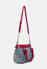 Desigual - BOLS JULY LOVERTY - Handbag - carmin - 1