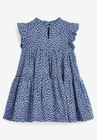 Next - Day dress - blue - 3