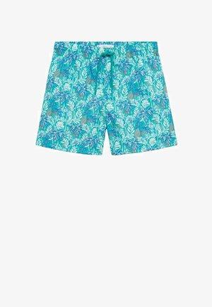 HAWAII - Swimming shorts - turkis