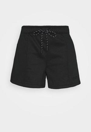 MINI LOGO SHORT - Sports shorts - black