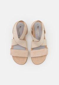 Tamaris - Platform sandals - ivory - 5