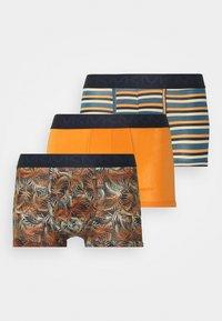 Michael Kors - FASHION TRUNK 3 PACK - Pants - orange - 0