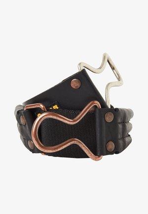ROPE - Belt - dk black