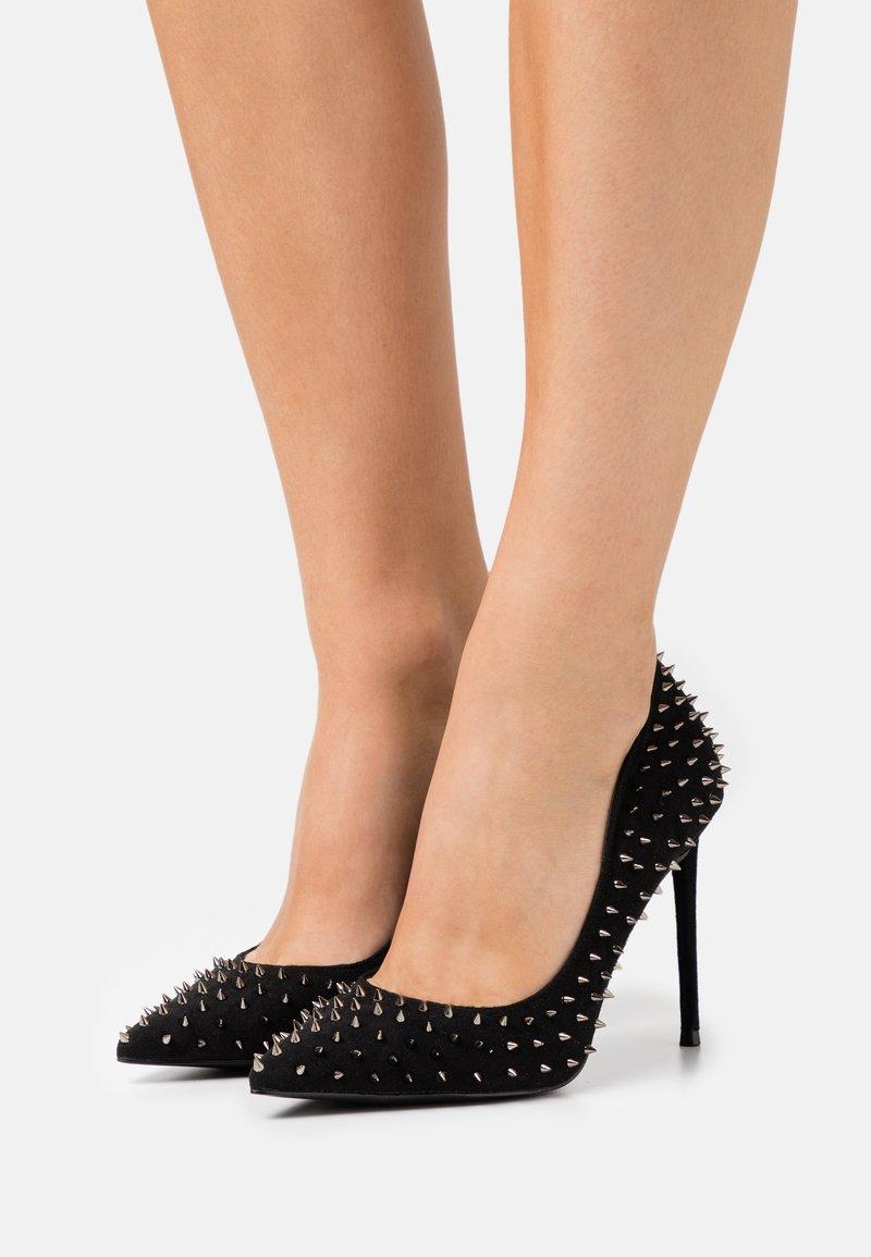 Steve Madden - VALA - Zapatos altos - black