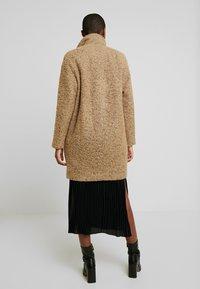 Samsøe Samsøe - HOFF - Classic coat - khaki melange - 2