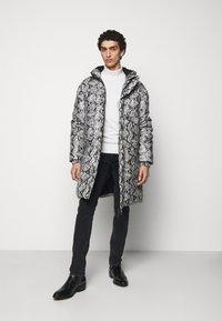 Just Cavalli - KABAN - Winter coat - black - 1