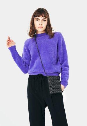 KNITWEAR  - Trui - purple