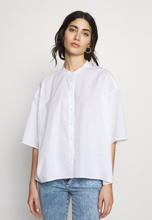 TULIP - Button-down blouse - white