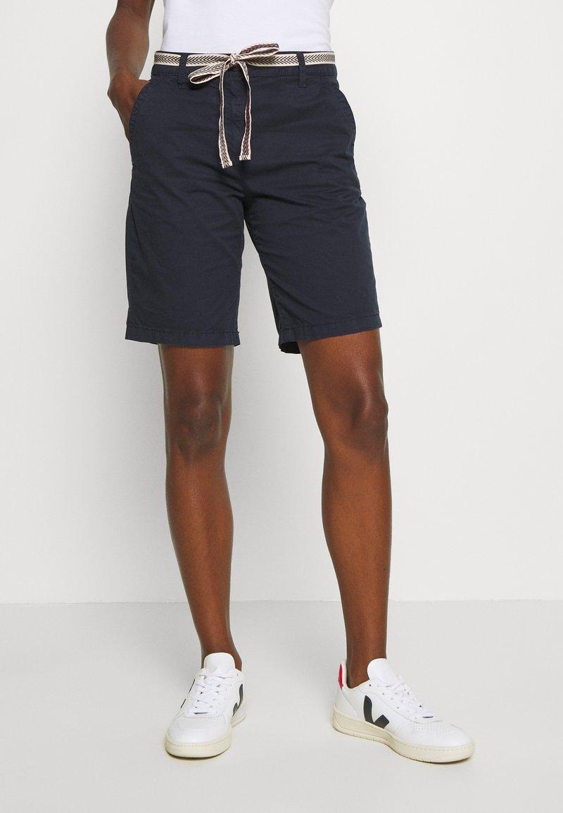 TOM TAILOR - Shorts - sky captain blue