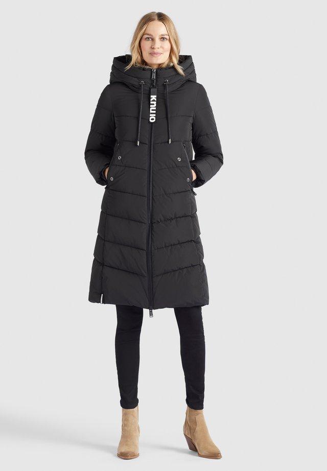 AYLEENA - Winter coat - schwarz