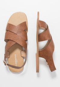 Glamorous Wide Fit - Sandals - tan - 3