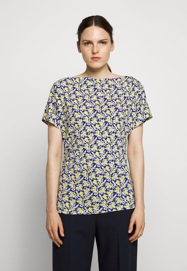 FOSCO - Print T-shirt - ozean