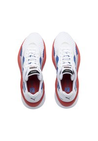 Puma - Trainers - white-palace blue - 3