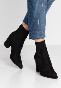 Steve Madden - RICHTER - Classic ankle boots - black - 0