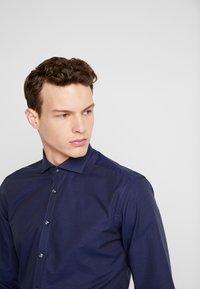 Bruun & Stengade - OWEN - Formal shirt - navy - 4