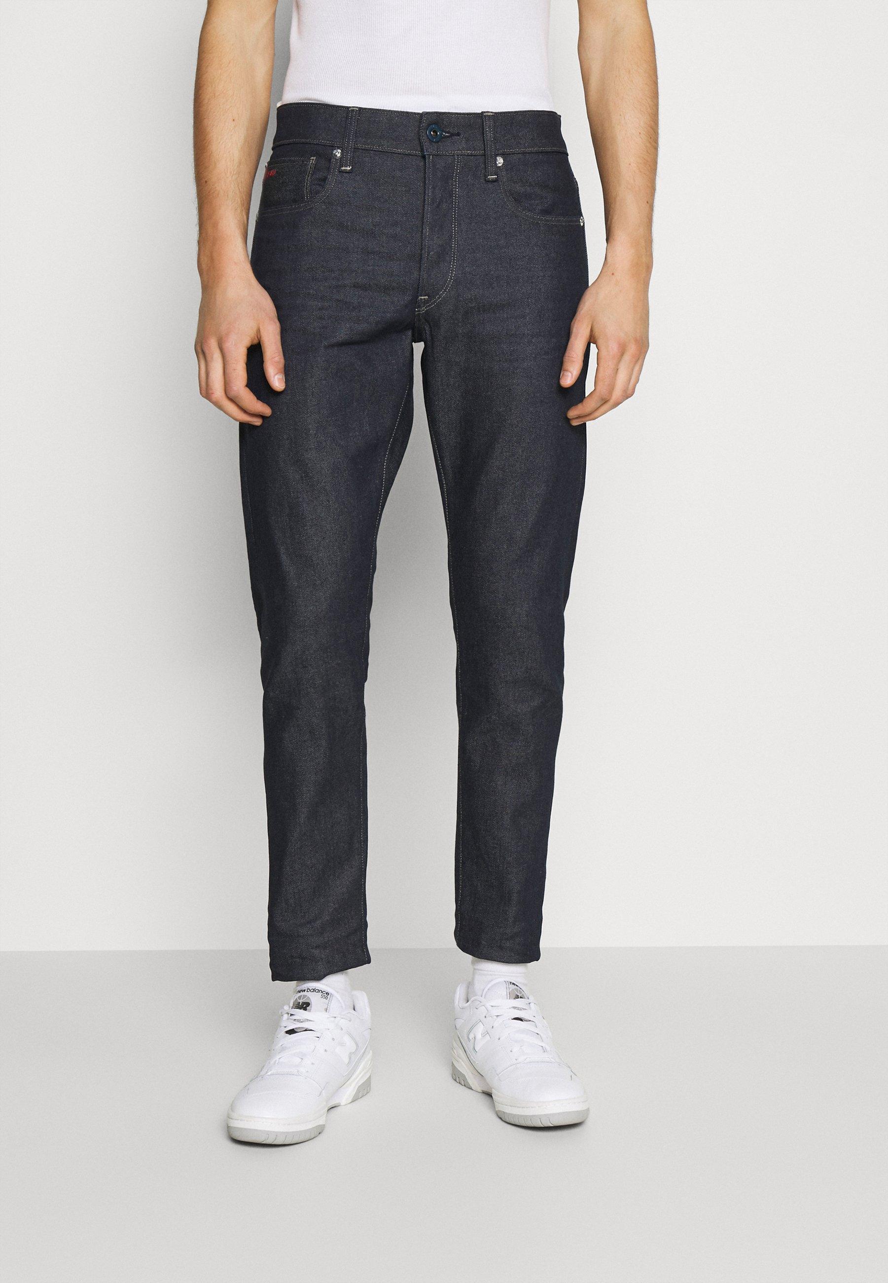 Uomo SLIM SELVEDGE - Jeans slim fit
