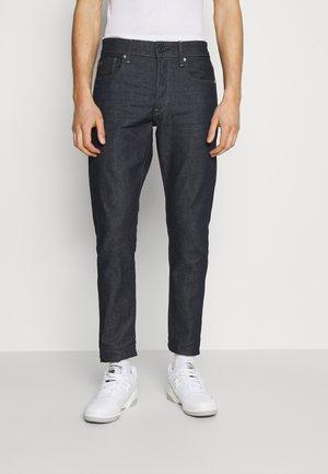 SLIM SELVEDGE - Jeans slim fit - raw denim