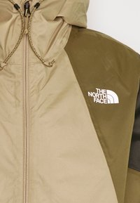 The North Face - FARSIDE JACKET - Veste Hardshell - kelp tan - 5