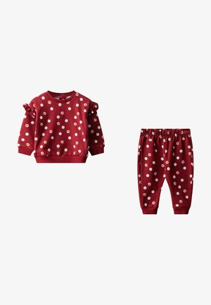 SETS - Dungarees - red