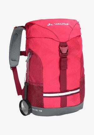 PECKI  10 - Rucksack - bright pink [957]