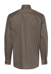 Eterna - Shirt - messing marine - 1