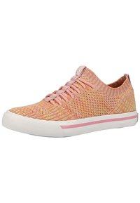 Blowfish Malibu - Trainers - dusty pink rainbow weave 616 - 1