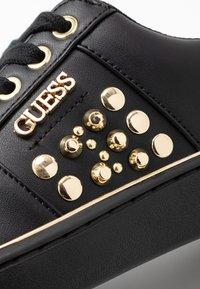 Guess - BRANDIA - Sneakers - black - 2