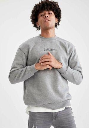 BOXY FIT - Sweatshirt - grey