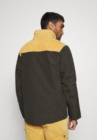 Icepeak - CHARLTON - Ski jacket - dark green - 6