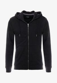 Only & Sons - ONSWINSTON ZIP HOODIE - Bluza rozpinana - black - 4