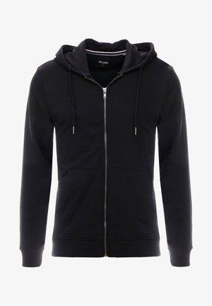 ONSWINSTON ZIP HOODIE - Zip-up hoodie - black