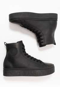 Versace Jeans Couture - Sneakers alte - nero - 1