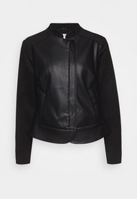 Betty & Co - Faux leather jacket - black - 0