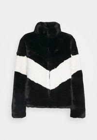 SAFARI - Lett jakke - black