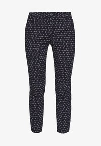 Benetton - TROUSERS - Chinos - navy - 3