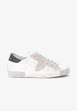 PARIS DETTAGLI ARGE - Sneakers basse - bianco