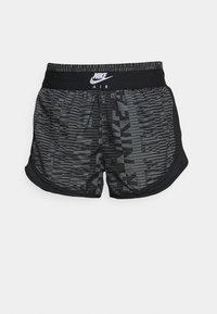 Nike Performance - AIR TEMPO SHORT - Urheilushortsit - iron grey/black - 4