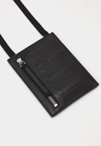 HUGO - TYCOON NECK POUCH  - Across body bag - black - 3