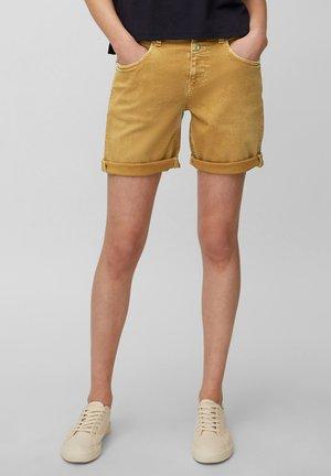 Denim shorts - sweet corn