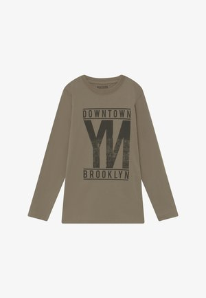 TEENS NEW YORK CITY  - Long sleeved top - khaki