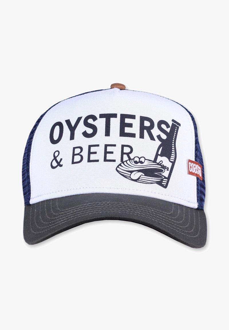 Coastal - Caps - white