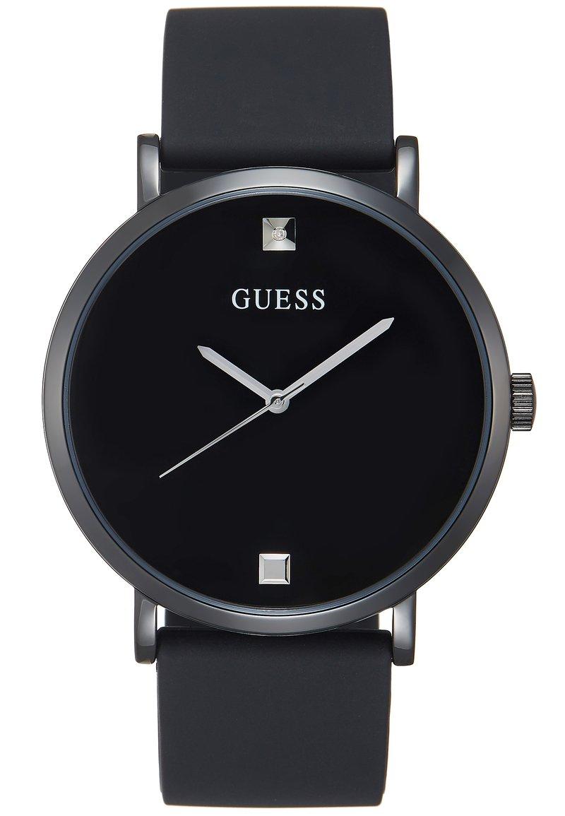 Guess - GENUINE DIAMOND - Watch - black