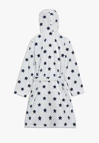 Petit Bateau - COMETE - Dressing gown - marshmallow/medieval - 1