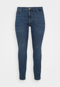 Pieces Curve - PCLILI - Slim fit jeans - medium blue denim - 3