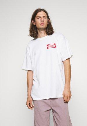 KEBAB NATION  - Print T-shirt - white